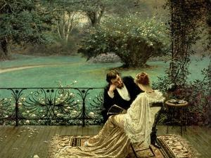 The Pride of Dijon, 1879 by William John Hennessy