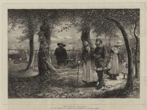 The Votive Offering by William John Hennessy