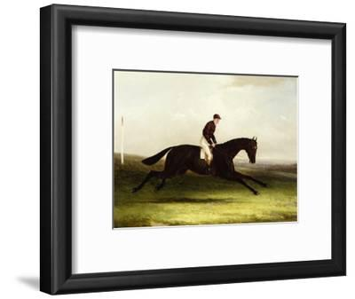Colonel Pearson's 'Achievement' with J. Chalmer Up in a Landscape