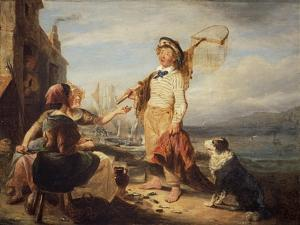 NG 982 Fisher Folk by William Kidd