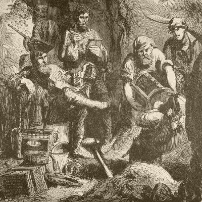 William Kidd--Giclee Print
