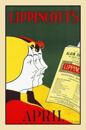Lippincott's April