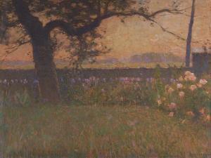 Spring Landscape, c.1915 by William Langson Lathrop