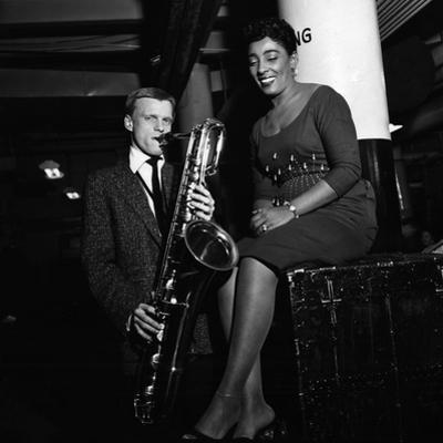 Carmen McRae, 1955