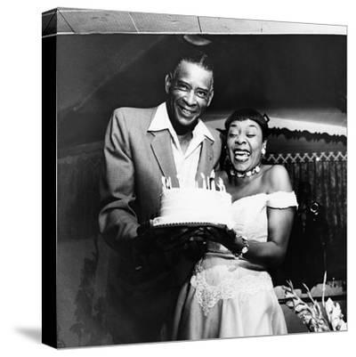 Dinah Washington, Ollie Jones - 1956