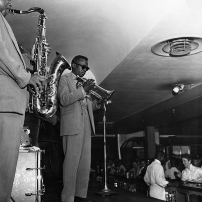 Miles Davis - 1960 by William Lanier