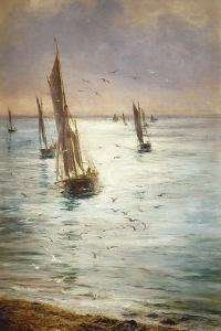 Homeward Bound by William Lionel Wyllie