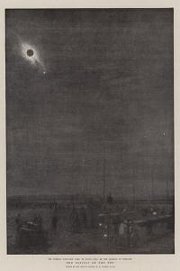 The Eclipse of the Sun by William Lionel Wyllie
