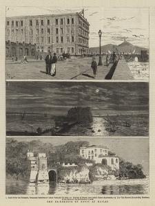 The Ex-Khedive of Egypt at Naples by William Lionel Wyllie