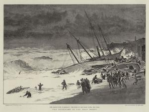 The Hurricane in the West Indies by William Lionel Wyllie