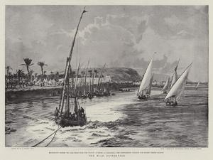 The Nile Expedition by William Lionel Wyllie