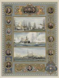 The Queen's Jubilee by William Lionel Wyllie