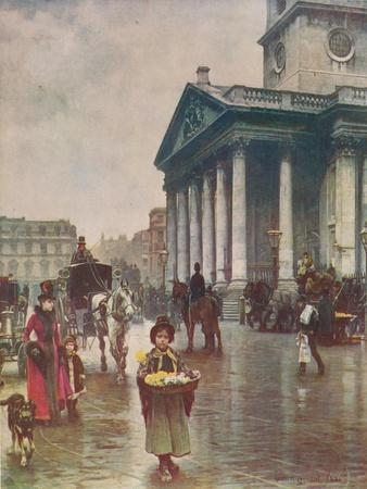'St Martin's-in-the-Fields', 1888, (c1915)