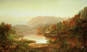 Scene Near Grafton, West Virginia, 1864 by William Louis Sonntag