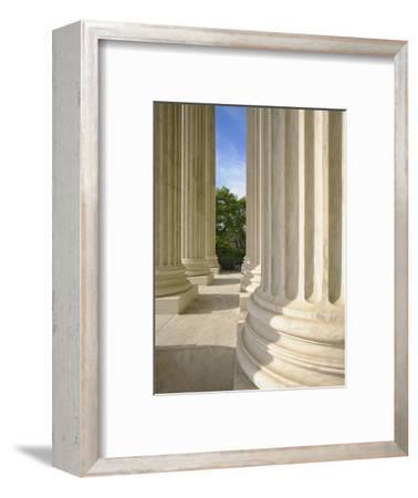 Columns of United States Supreme Court