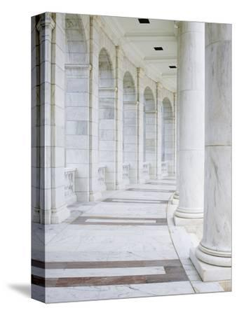 Interior of Jefferson Memorial