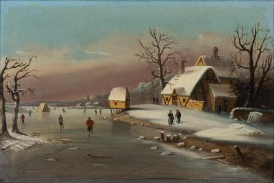 Games on Ice, 1855