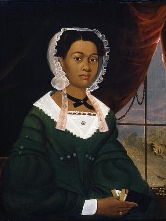 Mrs. Nancy Lawson, 1843