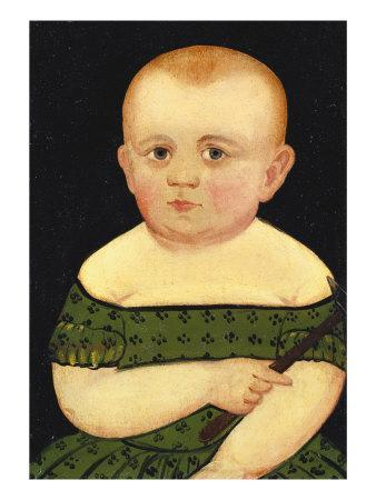Portrait of a Baby, c.1840