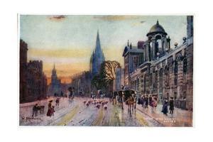 High Street, Oxford by William Matthison