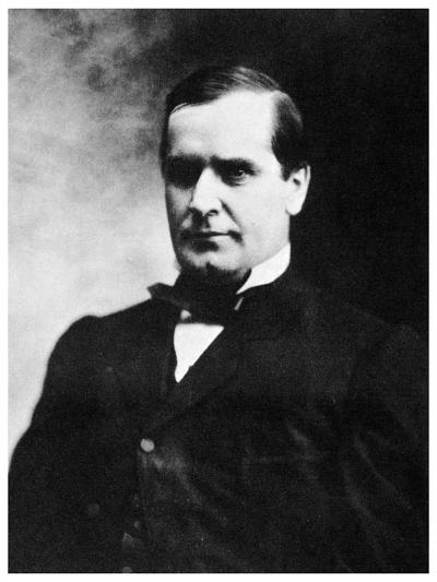 William Mckinley, 25th President of the United States, 19th Century-MATHEW B BRADY-Giclee Print