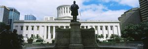 William McKinley Statue, Ohio Statehouse, Columbus, Ohio, USA