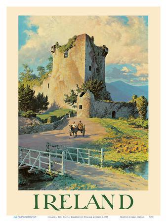 Ireland - Ross Castle, Killarney