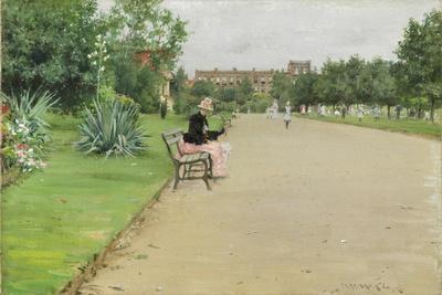 A City Park, C.1887