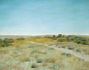 First Touch of Autumn by William Merritt Chase
