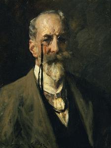 Self-Portrait, 1916 by William Merritt Chase