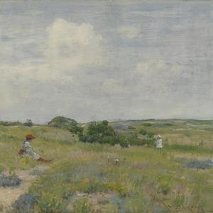 Shinnecock Hills, c.1895 by William Merritt Chase
