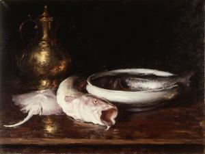 Still Life, C.1913 by William Merritt Chase