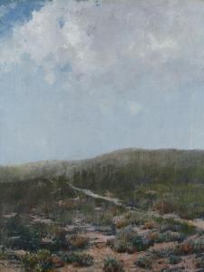 The Dunes by William Merritt Chase