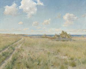 The Old Road to the Sea, c. 1893 by William Merritt Chase
