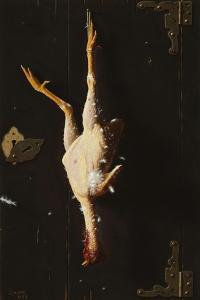 For Sunday's Dinner by William Michael Harnett