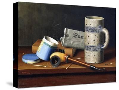 Still-Life with Blue Tobacco Box, 1878