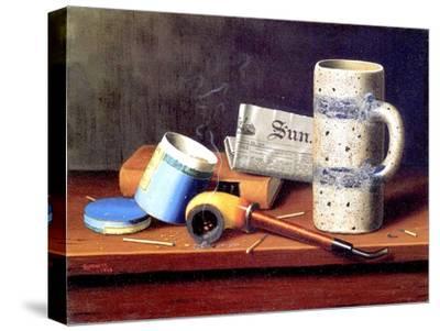 The Blue Tobacco Box, 1878