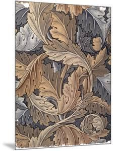 'Acanthus', wallpaper designed by William Morris, 1875 by William Morris