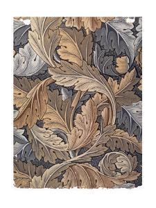 'Acanthus', wallpaper designed by William Morris, 1875 by William Morris