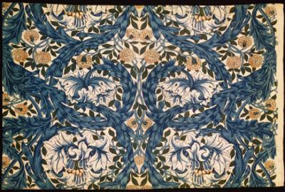 African Marigold' Design, 1876 by William Morris