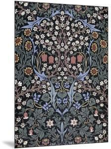Blackthorn, Wallpaper by William Morris