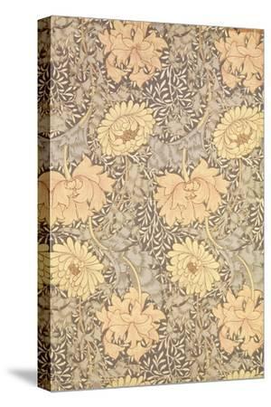 """Chrysanthemum"" Wallpaper Design, 1876"