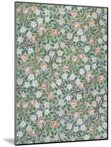 Clover Wallpaper, Paper, England, Late 19th Century by William Morris