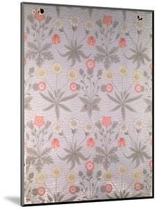 """Daisy"" Wallpaper Design, 1864 by William Morris"