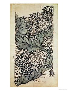 Design for Avon Chintz, circa 1886 by William Morris