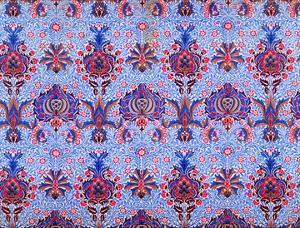 Floral Patterned Wallpaper by William Morris