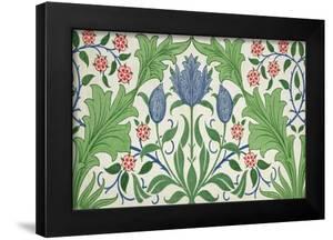 Floral Wallpaper Design by William Morris
