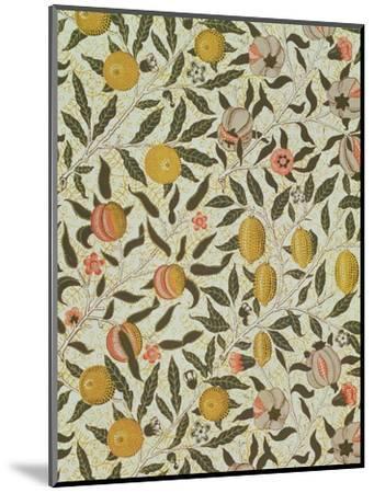 Fruit or Pomegranate Wallpaper Design by William Morris