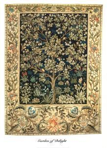 Garden of Delight by William Morris