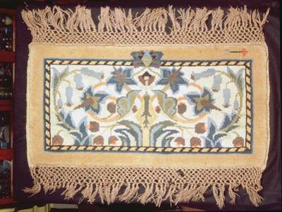 'Hammersmith Rug', c.1880 by William Morris